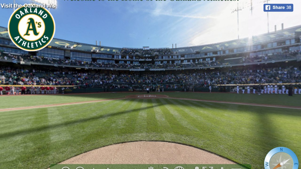Oakland A's | 360 on the Mound
